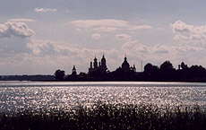 The Nero lake in Rostov