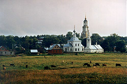 A view on Suzdal
