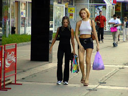 Novosibirsk girls